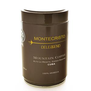 Montecristo Cuban Coffee - Ground - TIN of 250g