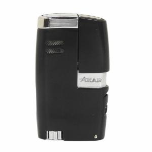 Xikar Vitara Double Jet Lighter - Black