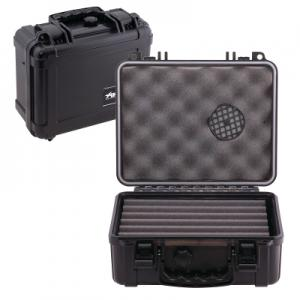 Xikar Travel Waterproof Case - 18-24 cigars capacity