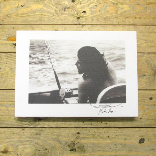 Exclusive - Che Fishing by Korda Canvas