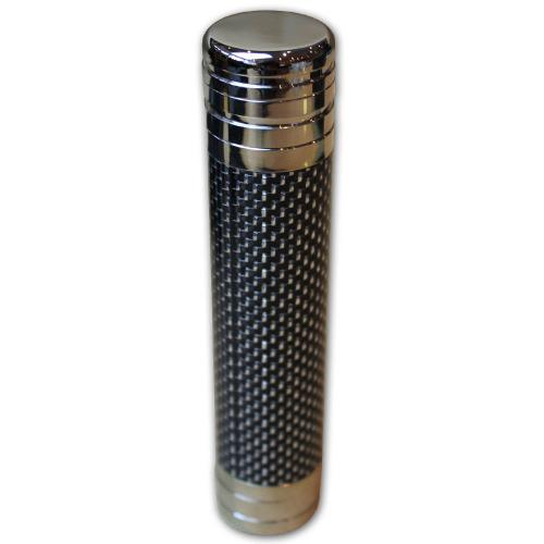 Telescopic Single Cigar Tube – Titanium and Carbon Fibre