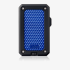 Colibri Rally Single-jet Flame Lighter - Black & Blue